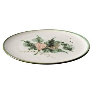 Vintage 1940s Harvest Platter