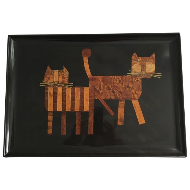 Image of Couroc Cat Tray