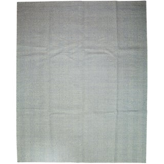 """Modern, Hand Knotted Area Rug - 8' 1"""" X 10' 1"""""""