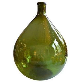 French Demijohn Wine Bottle