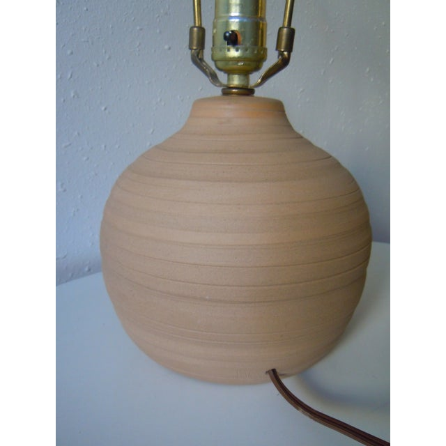 Martz Incised Table Lamp for Marshall Studios - Image 6 of 6