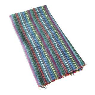 Vintage Boho Print Blanket Throw