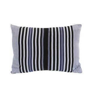 Vintage Striped Down Pillow