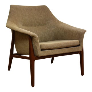 Danish Teak Lounge Chair