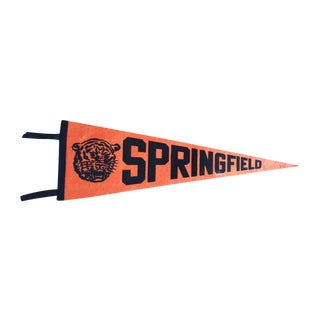 Springfield Tigers Pennant