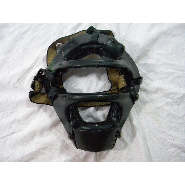Image of Vintage Catcher's Masks - A Pair