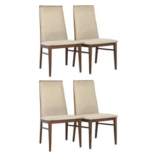 Milo Baughman for Dillingham Dining Chairs - S/4