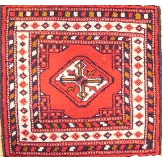 """Pasargad N Y Hand-Knotted Torkaman Area Rug - 1'5""""x1'5"""""""