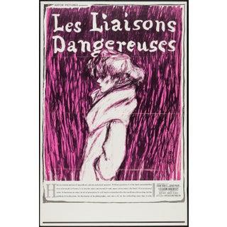 """""""Les Liaisons Dangereuses"""" 1961 Film Poster"""