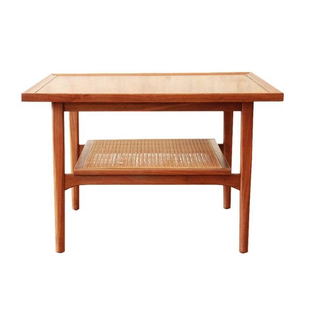 Kipp Stewart For Drexel Square Teak Coffee Table Chairish