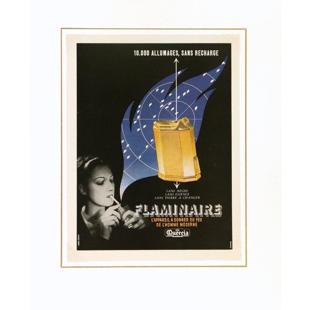 Image of Vintage Poster Art - Flaminaire, C. 1930