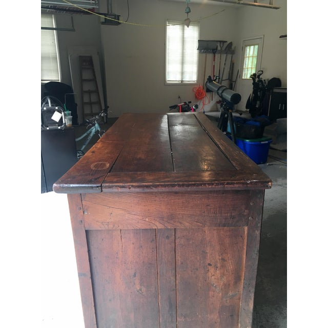 19th-Century Buffet Cabinet - Image 5 of 6