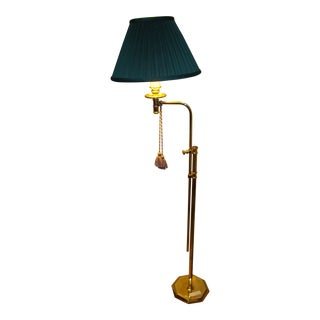 Solid Brass Floor Lamp