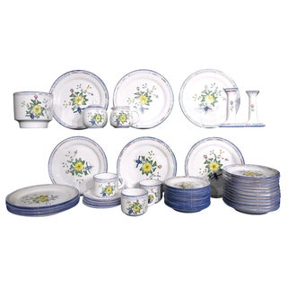 Tiffany & Co. China Set - 46 Pieces