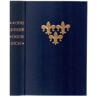 The Queen's Necklace by Alexandre Dumas Book