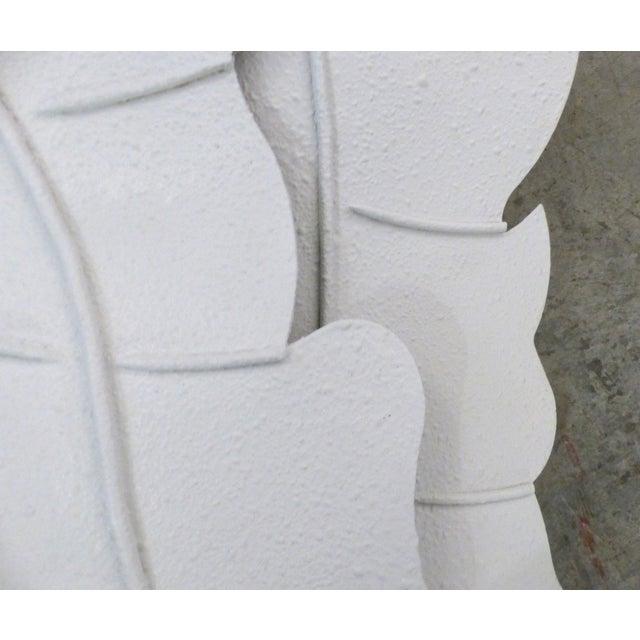 Mid-Century Metal Leaf Sconce - Image 7 of 8