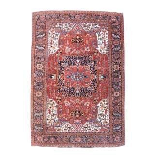 Heriz Carpet from Northwest Persia