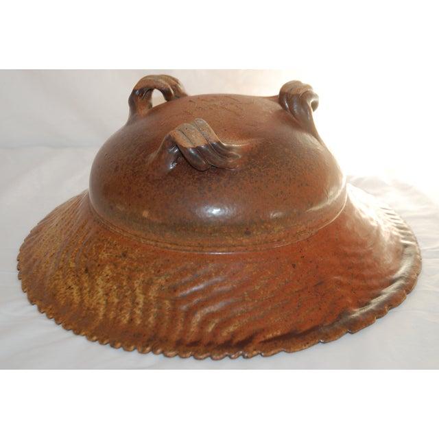 Image of Artisan Organic Studio Clay Pottery Bowl