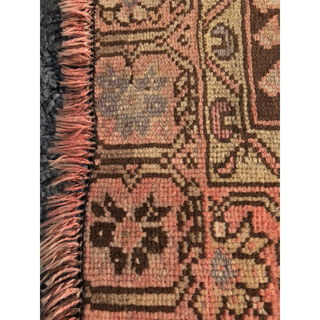 """Antique Persian Malayer Rug - 2'3"""" x 3' - Image 6 of 11"""