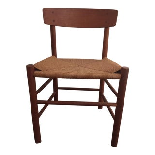Borge Mogensen Danish Teak J39 Chair