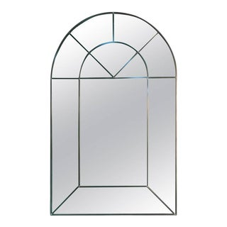 Carol Canner for Carvers Guild Colonial Arc Design Wall Mirror