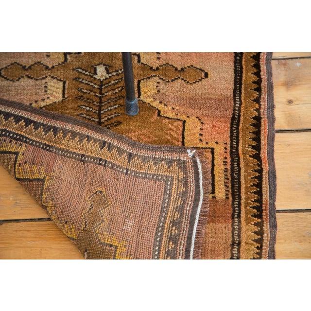 "Vintage Oushak Square Rug Mat - 1'10"" X 2' - Image 7 of 7"