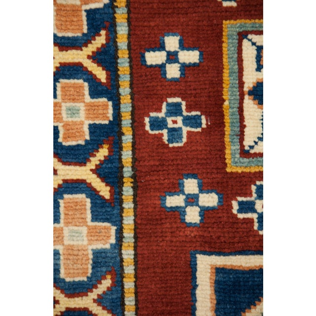 Traditional Hand Knotted Area Rug - 6′10″ × 10′8″ - Image 3 of 3