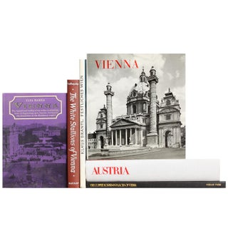 Austrian Book Selections - Set of 6