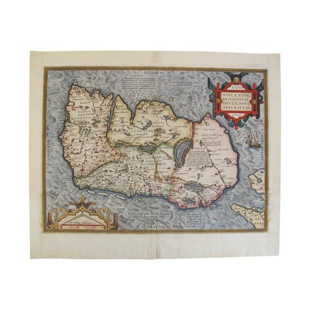 Antique Map of Ireland - Image 1 of 6
