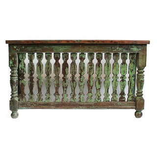 Balcony Console Table