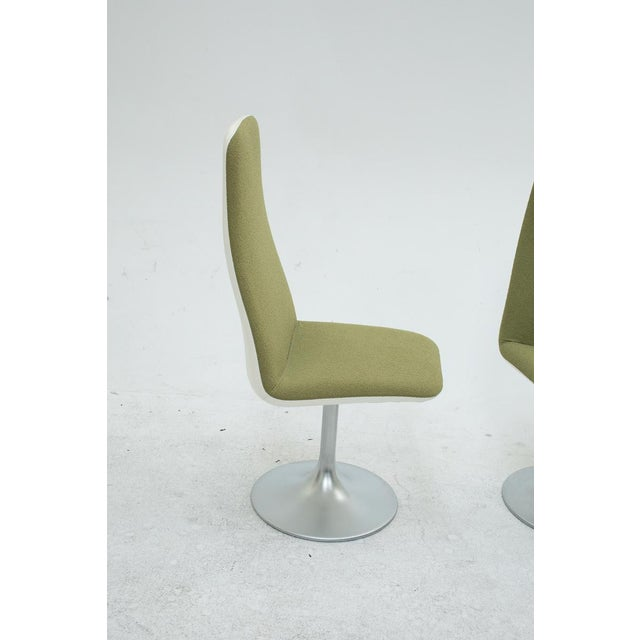 Johanson Design Viggen Chairs - Set of 4 - Image 4 of 11