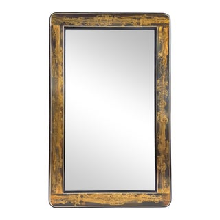 Bernhard Rohne Acid Etched Mastercraft Mirror