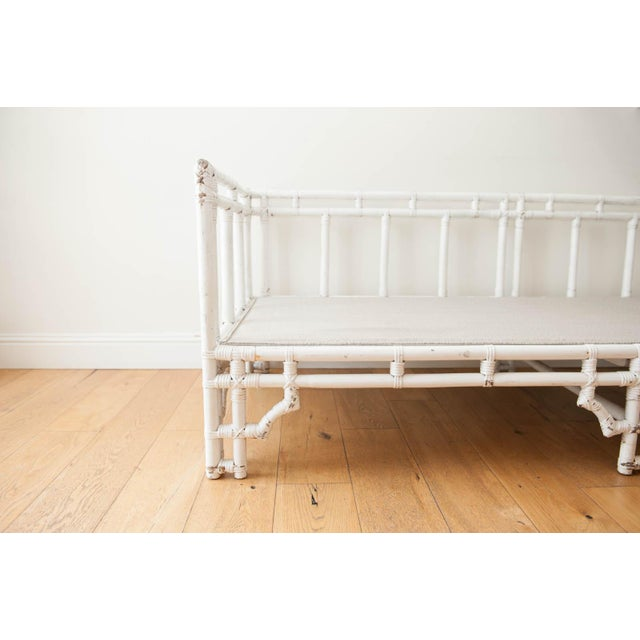 bamboo Asian cover dragon daybed