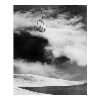 """Ski Lift in the Desert"" Surrealist Fine Art Photograph"