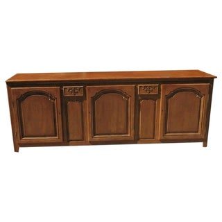 Baker Furniture Company Oak Country French Buffet
