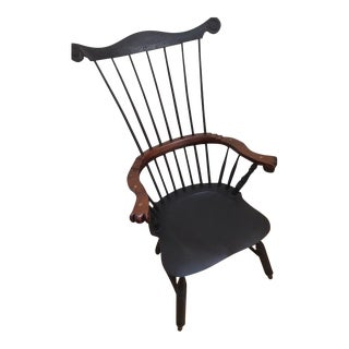 Philadelphia High-Back Windsor Chair