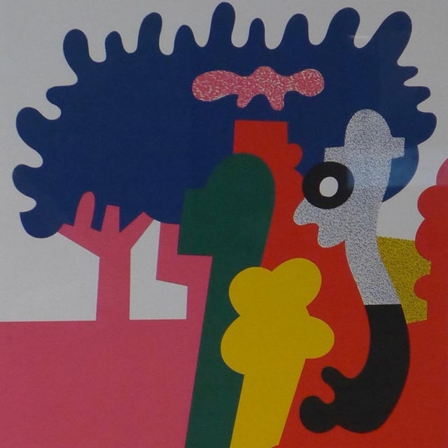 """Otmar Alt """"Der Wolken Elephant"""" Serigraph - Image 5 of 8"""
