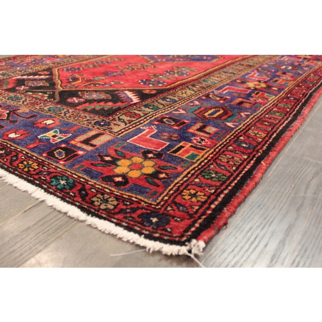 "Apadana Persian Scatter Rug, 4'3"" X 6'10"" - Image 4 of 5"