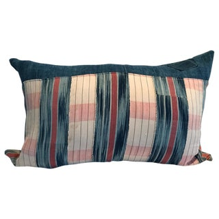 Mid-Century African Nate Pillow