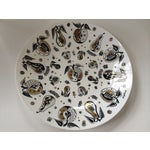 Image of Georges Briard Glass Centerpiece Bowl