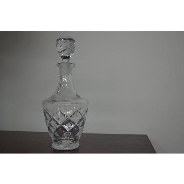 Vintage Crystal Decanter - Image 2 of 4