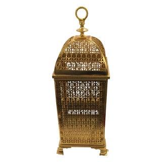 l'Objet, Gold Fortuny Lantern