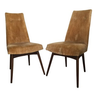 Adrian Pearsall Dinning Chairs - Set of 2