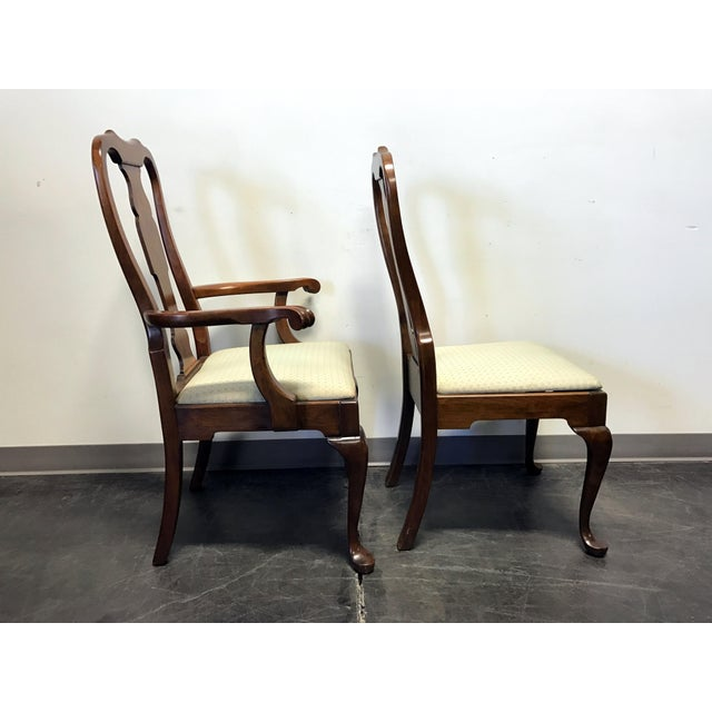 Pennsylvania House Queen Anne Dining Chairs Set Of 6 Chairish
