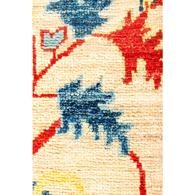 """Image of New Hand Knotted Area Rug - 8'10"""" x 11'10"""""""