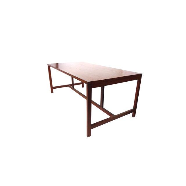 Image of Mid-Century Danish Teak Coffee Table