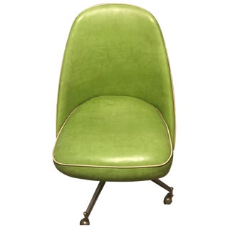 Retro Rolling Chair