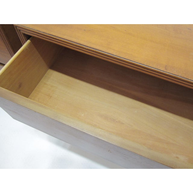 Flared Leg Chests of Drawers - A Pair - Image 6 of 10