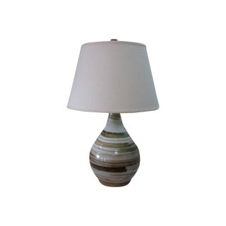 Martz Marshall Studios Ceramic Lamp