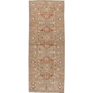 """Persian Sultanabad Rug - 6'4"""" x 16'5"""""""